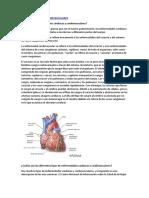 MEDICAMENTOS CARDIOVASCULARES