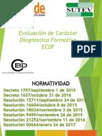 IMPLEMENTACION  ECDF Nueva1