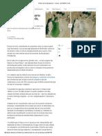 El Mar de Aral Desaparece - Ciencia - ELTIEMPO