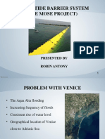 VENICE TIDE BARRIER SYSTEM-THE MOSE PROJEC.pptx