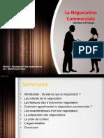 Négociation Commercial Final - Marketing
