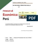 Universidad Nacional Pedro Ruiz Gallo Ensayo Terminado 2
