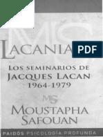 Safouan, Moustapha - Lacaniana II