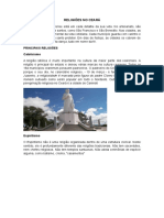 Religiões Ceará