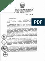 Rm 199 2015 Minedu Modifica Dcn 2009