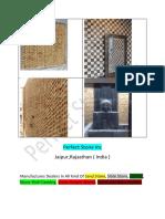Perfect Stone Inc Jaipur Rajasthan