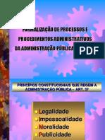 Slides Formalizacao de Processos Pm Serra
