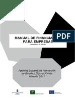 Manual de Financiacion Para Empresas