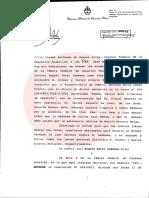 Anularon el sobreseimiento de Carlos Menem por la voladura de la fábrica militar de Río Tercero