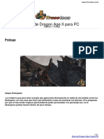 Guia Trucoteca Dragon Age II Pc