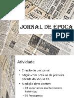 Jornal de Época