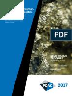 Pdac 2017 Registration Brochure