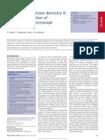 AAA- ODONTOLOGIA MINIMAMENTE INVASIVA II - PARTE 1 - BRITISH 2014.pdf