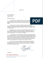 SMU President Turner Response Ltr to Texas Governor