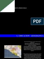 Planeamiento Urbano Mejia