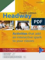 Headway Digital Activities Booklet