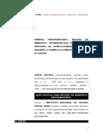 5.1- Pet. inicial - Revisão - Aposentadoria por invalidez precedida de auxílio-doença concedido durante a vigência da Medida Provisória n° 242 de 2005.doc