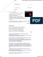 Attrib Command to Remove Shortcut Virus - Google Search