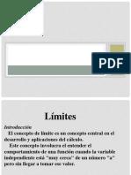 Limites Para La UCV