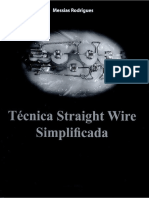 Técnica Straight Wire Simplificada Messias Rodrigues