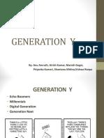 Generation Y Grp6&Me