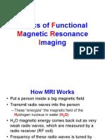 Funcional Resonance Magnetic
