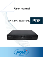 Nvr Pni House Ptz720p User Manual