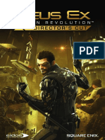 Manual español PC - Deus Ex