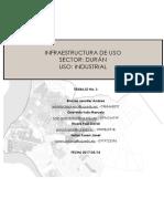 Infraestructura de uso Durán