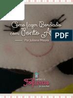 Apostila Juliana Moura Pt Bordado