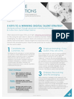 Keys to a Winning Digital Talent Strategy