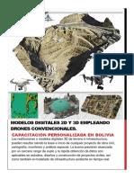 Capacitación Civildron Ingeniería Santa Cruz Febrero 2017