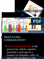 topic1fundamentals of communication