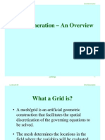 Lecture # 04 Grid Generation
