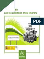 Manual Prácitico Para Una Señalización Igualitaria