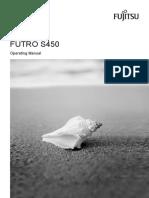 Futro s450 Manual