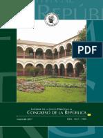 Informe de La Junta Directiva BR Al Congreso Marzo 2017