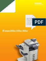 205SESeries Brochure