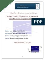 Manuel de Procedure Aero
