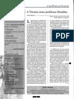 2_A tecnica como problema filosofico (Artur Morao).pdf