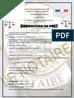 CONTRAT DE PRET DE  Mme Badey Corinne.doc