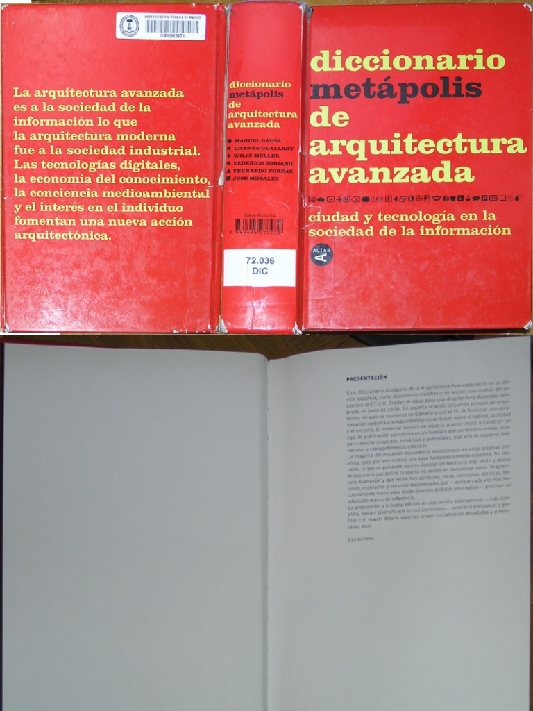 diccionario metapolis pdf