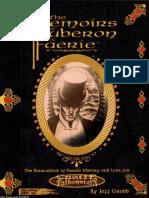 Castle Falkenstein - The Memoirs of Auberon of Faerie.pdf