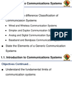 1.1 EEE 5682 Introduction to Communication Systems