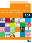 Assessing Children and Young People Family Violence 0413