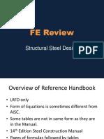 FE Review-Steel Design 2015-2.pdf