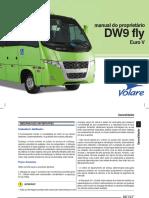 Manual Linha Fly G4 Volare Euro V