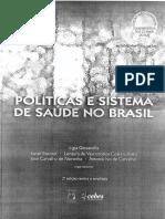 Politicas Sistema Saude Brasil