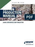 Cotton Manual