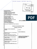 Federal Complaint Against Jennifer Frederick Johnson, Blair McNea, Danielle Foss